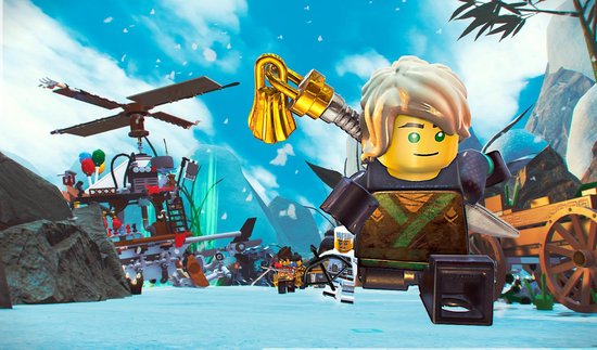 LEGO Ninjago Movie - Videogame - PS4 - Warner Bros. Games