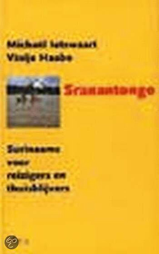 Sranantongo - Michaël Ietswaart  