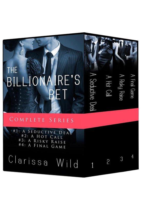The Billionaire's Bet - Boxed Set (BDSM Erotic Romance)