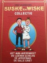 Suske en Wiske Lecturama collectie de delen 075 t/m 078