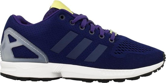 bol.com | Adidas ZX Flux AF6320 Dark Blue- Sneakers Heren ...