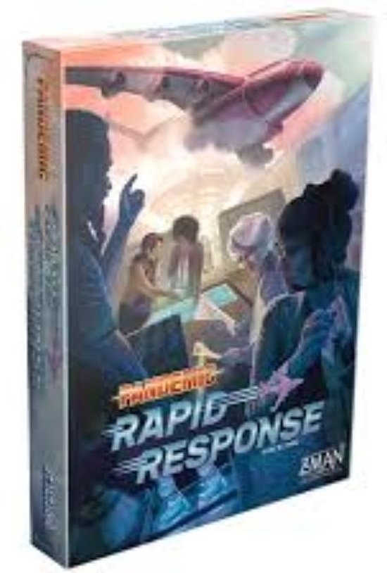 Afbeelding van het spel Pandemic Rapid Response - Engelstalig