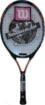 Wilson Grand Slam 25 inch Kinder Tennisracket - Titanium - L0