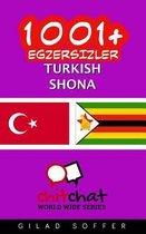 1001+ Exercises Turkish - Shona