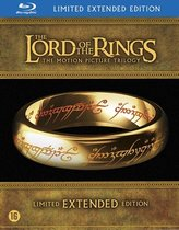 Lord Of The Rings Trilogy Bluray Extended Edition