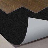 Tisa-Line Black Floor 10 db Ondervloer voor click PVC -- per rol van 15m2--1mm dik
