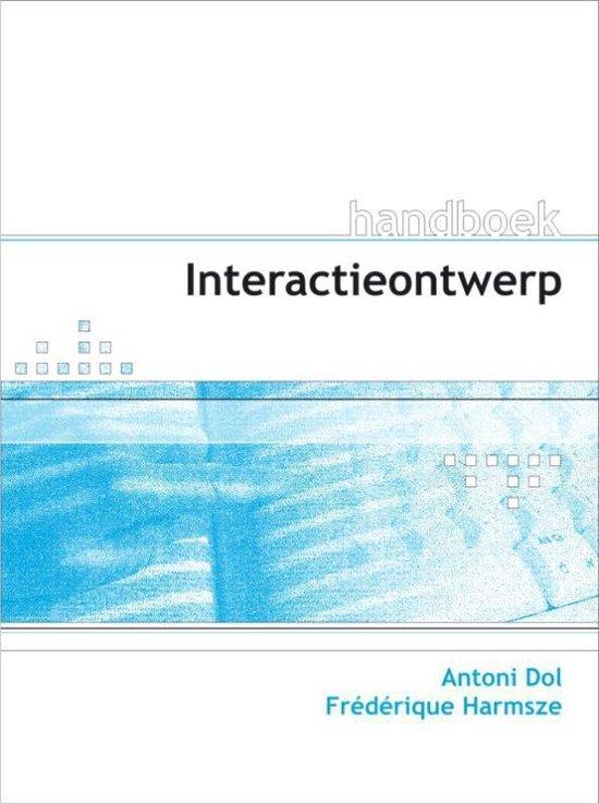 Handboek Interactieontwerp - Antoni Dol pdf epub