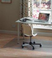 Vloerbeschermer / Bureaustoelmat PVC - Voor harde