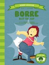 De Gestreepte Boekjes Groep 4 November -   Borre bijt de juf