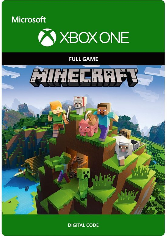 Minecraft - Xbox One - Full Game (Download)