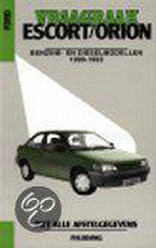 Vraagbaak ford escort orion - Olving | Fthsonline.com