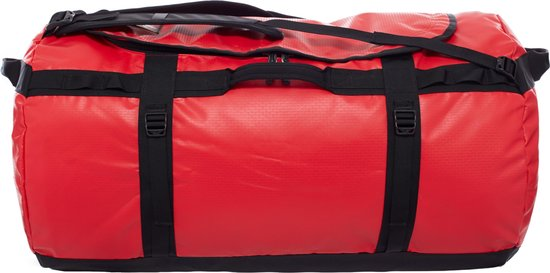The North Face Base Camp Duffel Xl - Reistas - 132L - Tnf Red/Tnf Black