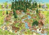 Black Forest Habitat