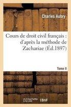Cours de Droit Civil Francais