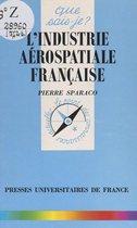 L'industrie aérospatiale française