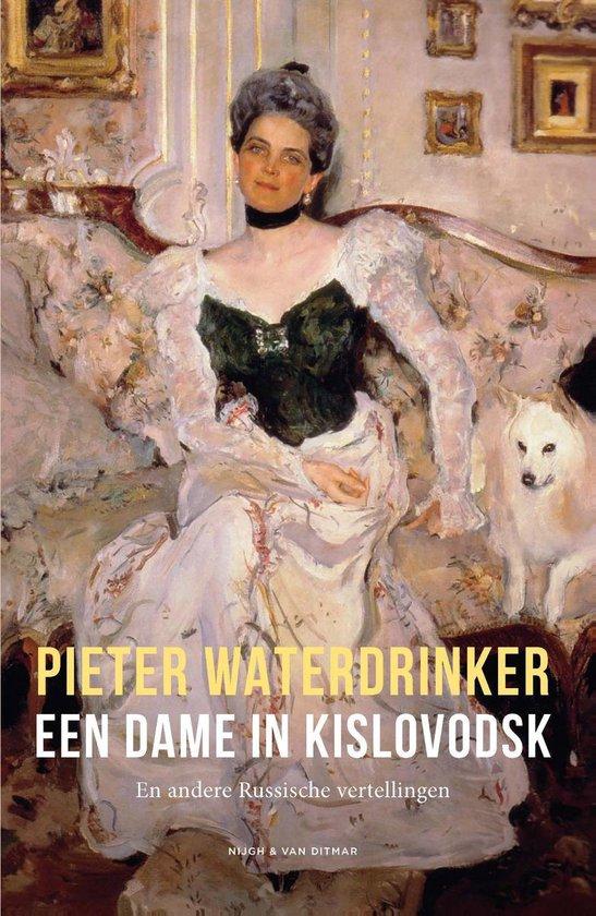 Een dame in Kislovodsk - Pieter Waterdrinker |