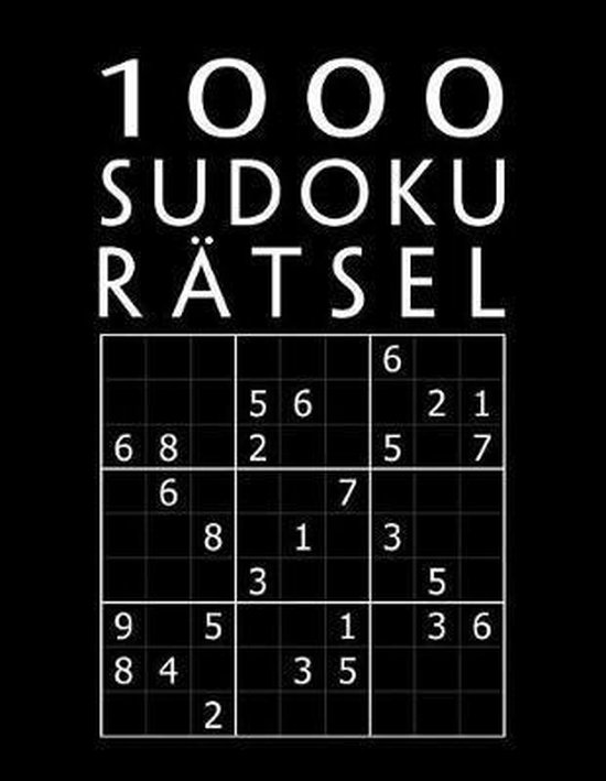 1000 Sudoku R tsel