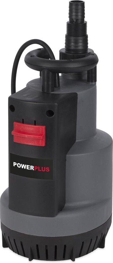 Powerplus POWEW67920 Dompelpomp - 750 W - 12500 l/h