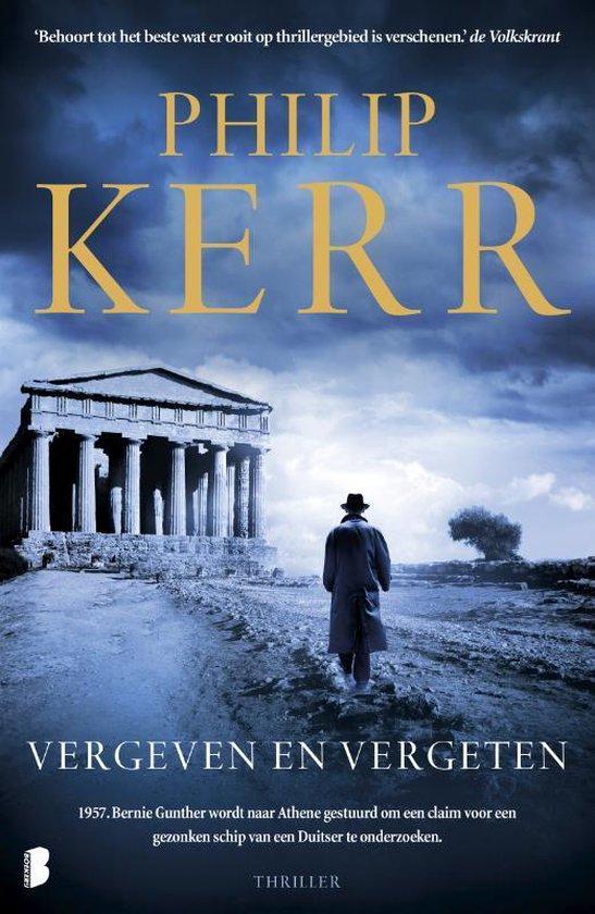 Bernie Gunther 13 - Vergeven en vergeten - Philip Kerr |