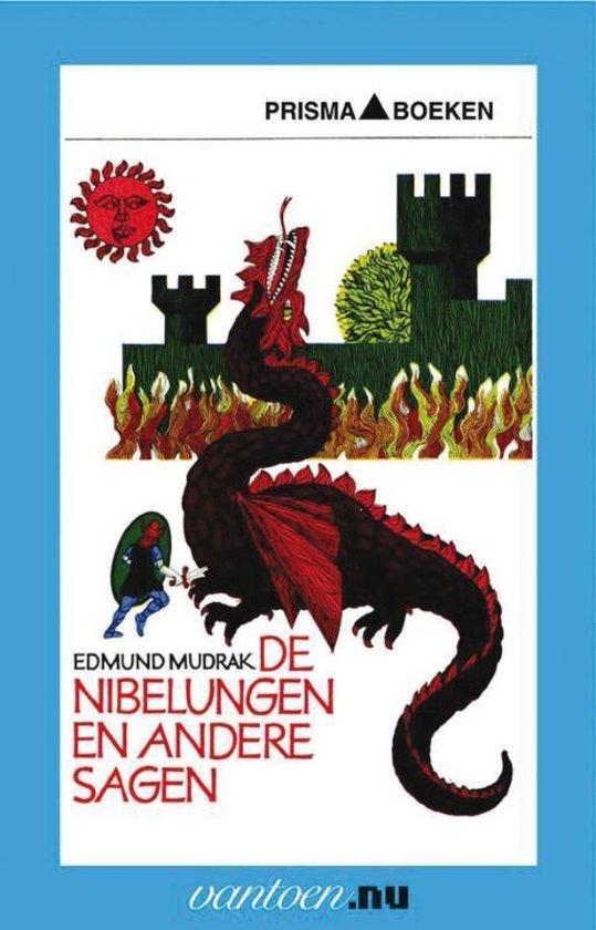De nibelungen en andere sagen - Edmund Mudrak  