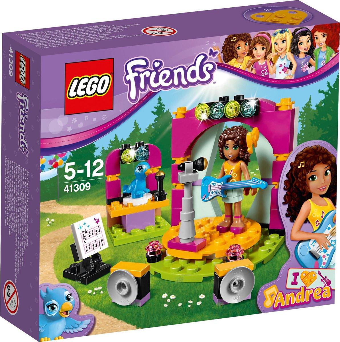 LEGO Friends Andrea