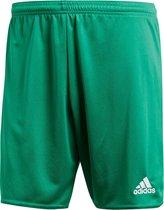 adidas Parma 16  Sportbroek - Maat L  - Mannen - groen