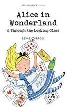 Boek cover Alice in Wonderland van Lewis Carroll (Paperback)
