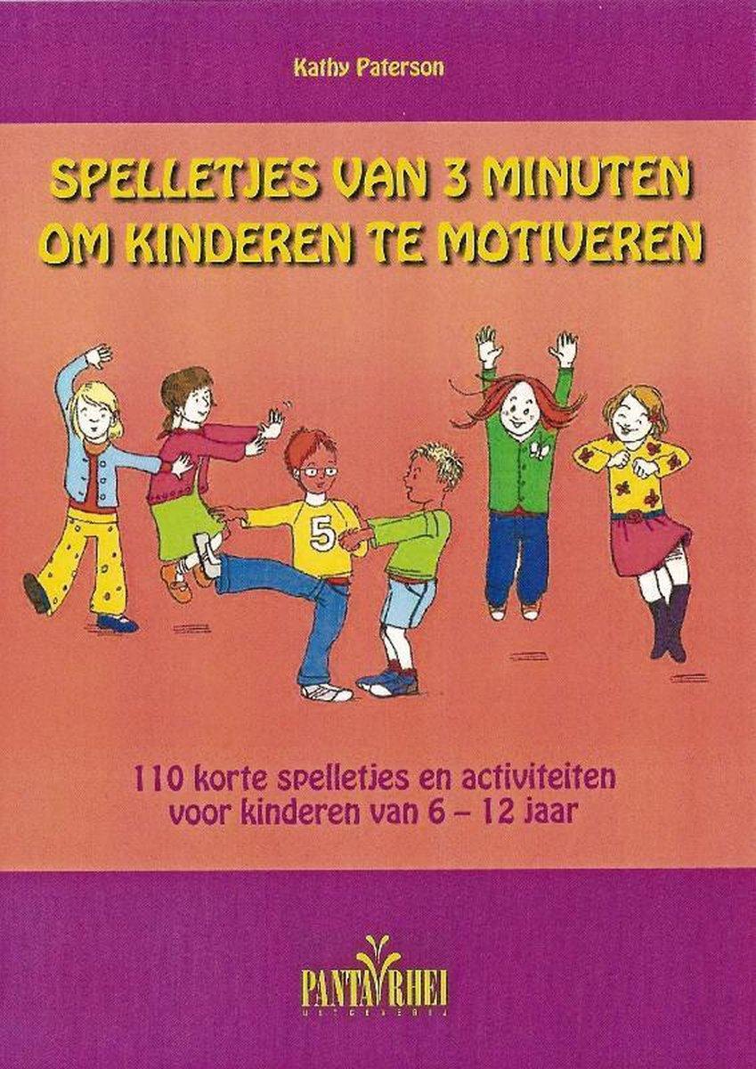 Verwonderlijk bol.com   Spelletjes van 3 minuten om kinderen te motiveren DX-63