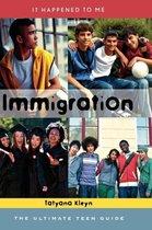Boek cover Immigration van Tatyana Kleyn