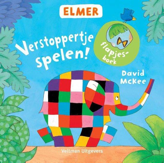 Elmer - Verstoppertje spelen! - David Mckee |