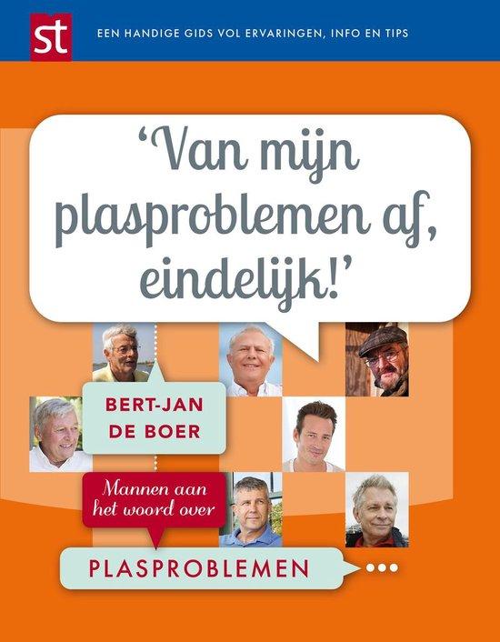 Spreekuur Thuis - Van mijn plasproblemen af, eindelijk! - Bert Jan de Boer   Readingchampions.org.uk