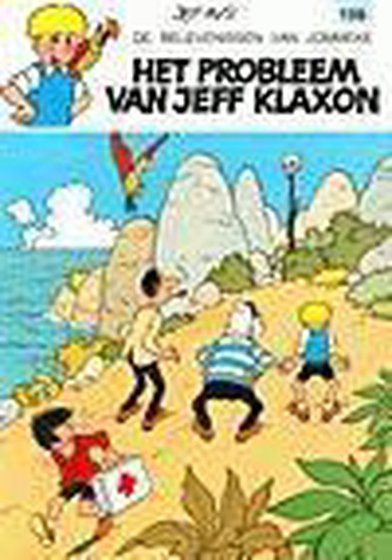 Jommeke 158 - Het Probleem van Jeff Klaxon - Jef Nys |