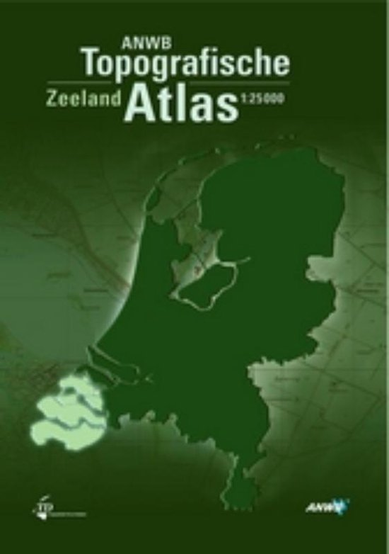 ANWB Topografische Atlas Zeeland - Onbekend  