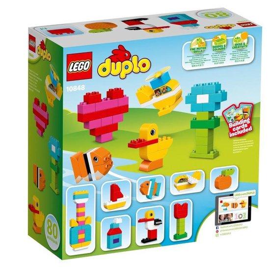 LEGO DUPLO Mijn Eerste Bouwstenen - 10848 - LEGO
