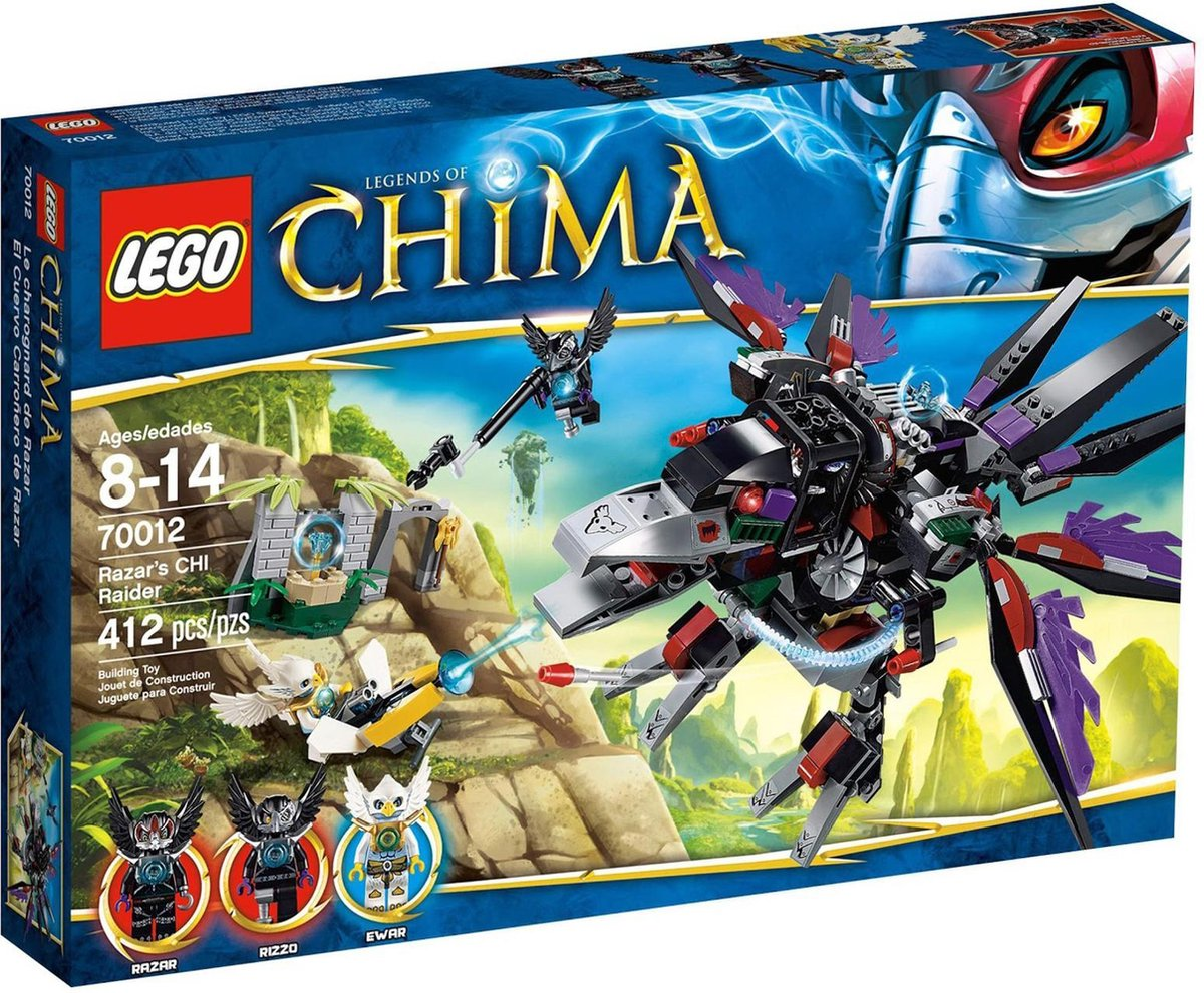 LEGO Chima Razar
