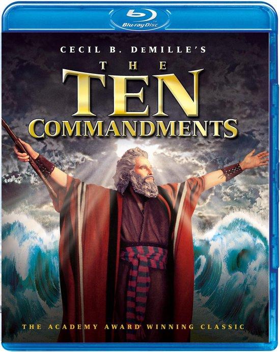 Cover van de film 'Ten Commandments'