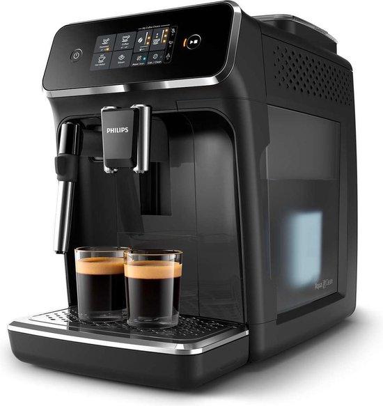Philips 2200 Serie EP2221/40 - Espressomachine - Zwart & RVS