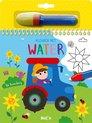Afbeelding van het spelletje Kleuren met water: de Boerderij