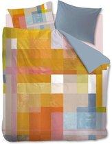 Oilily Architecture - Dekbedovertrek - Extra breed - 260x200/220 cm - Multi