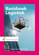 Boek cover Basisboek Logistiek van Ad van Goor (Paperback)