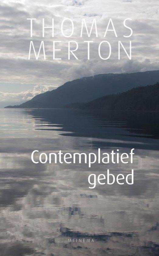 Boek cover Contemplatief gebed van Thomas Merton