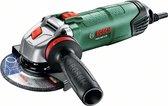 Bosch PWS 850-125 Haakse slijper - 850 Watt - 125 mm schijfdiameter - Met diamantschijf �125 mm