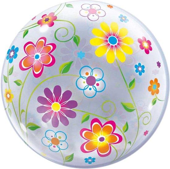 Bubbles bloemen