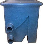Zeefbochtfilter AquaForte CompactSieve II blauw