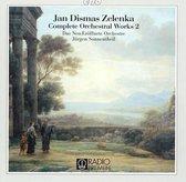Zelenka: Complete Orchestral Works Vol 2 /Sonnentheil, et al