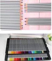 Kleurpotloden set 72 stuks   Professionele tekenset   Art set   Professionele kwaliteit