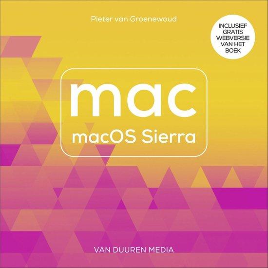 macOS Sierra - Pieter van Groenewoud |