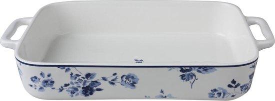 Laura Ashley Blueprint Ovenschaal China Rose 31,5x22,5cm