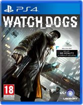 Afbeelding van Watch Dogs - PS4
