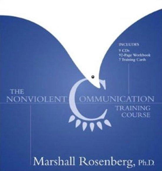 Boek cover The Nonviolent Communication Training Course van Marshall B. Rosenberg (Paperback)